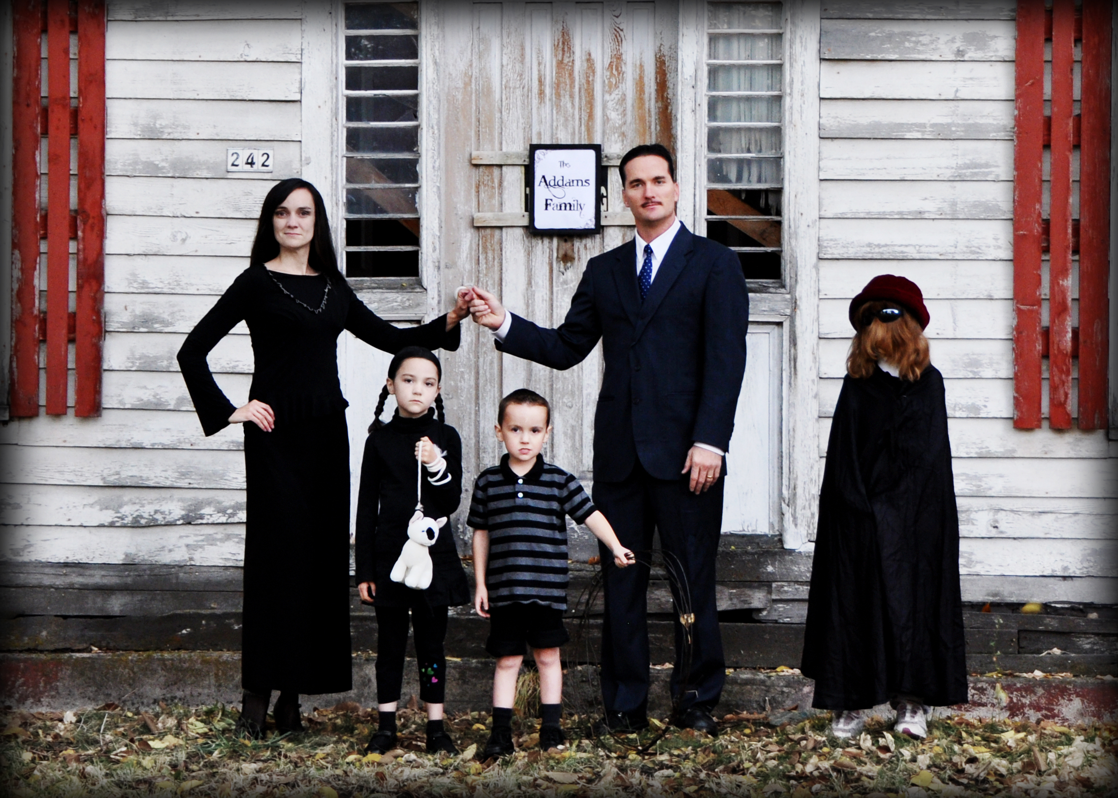 halloween 2010 – the addams family | so i've been thinking