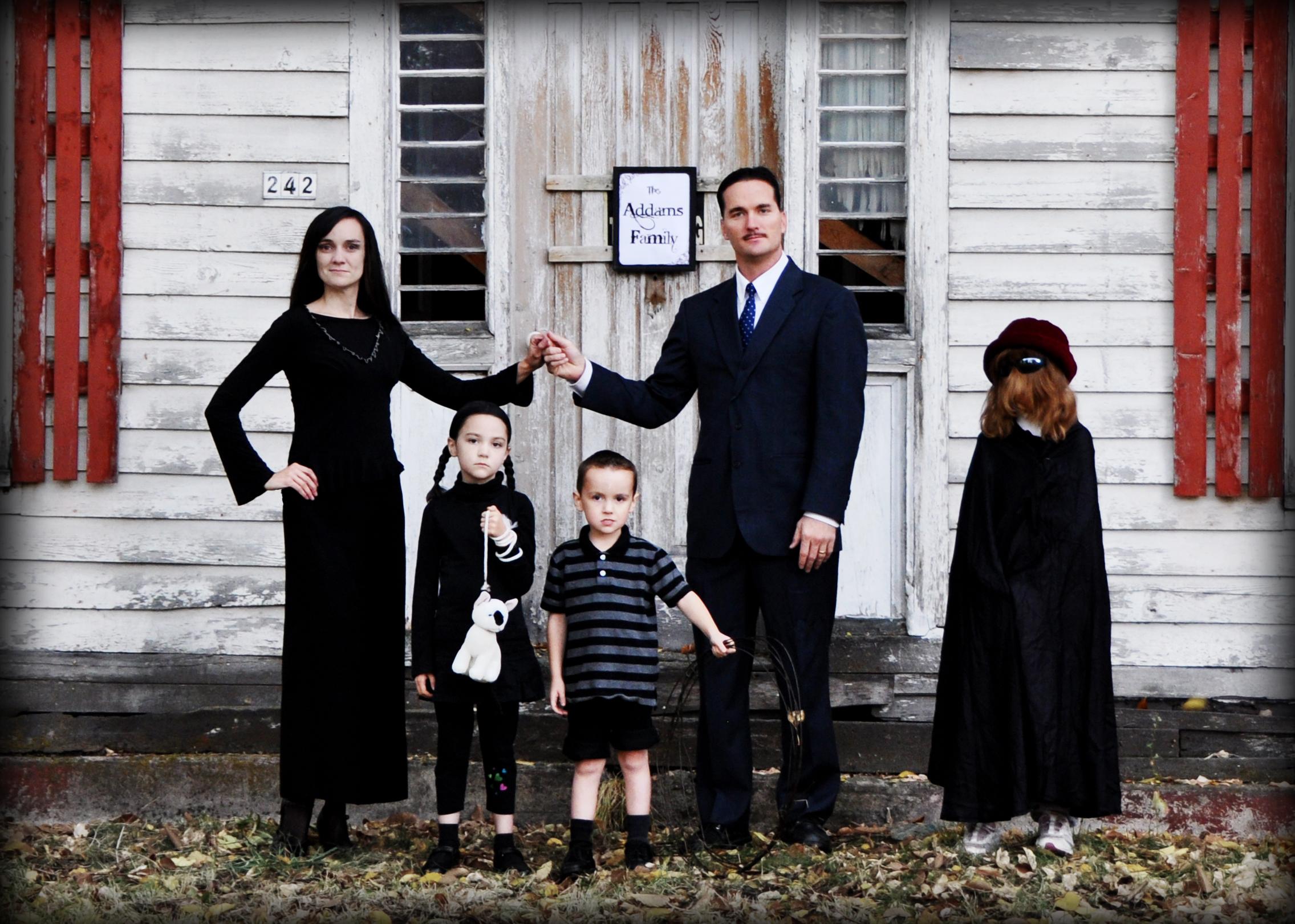 the addams family morticia